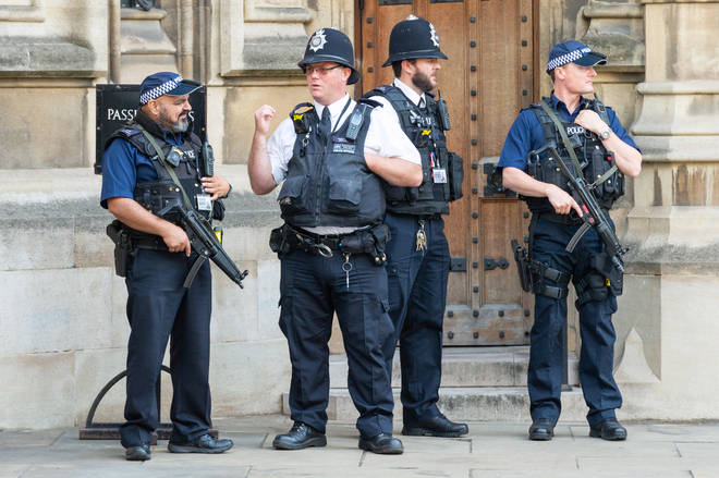 A terror attack in the UK is judged as 'highly likely'