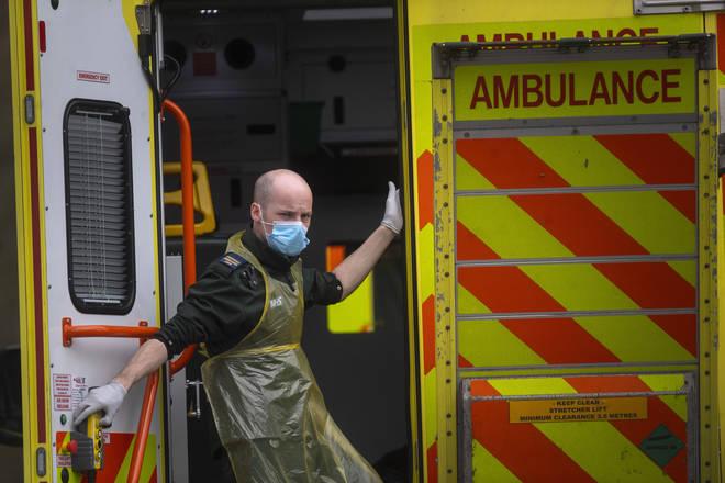 The UK's coronavirus deaths have jumped again