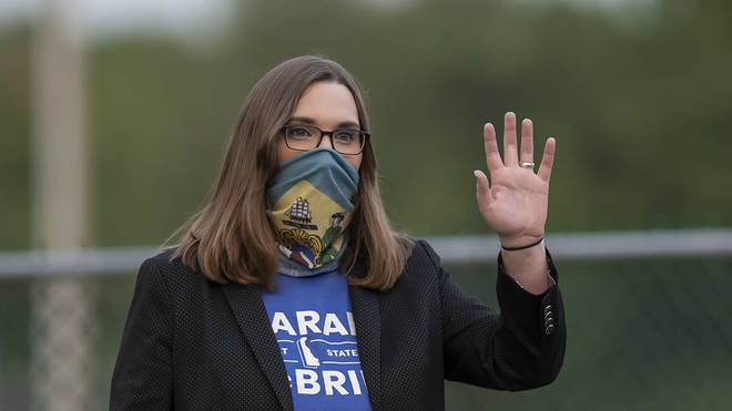 Democratic nominee Sarah McBride has become the first transgender person elected to the United States senate