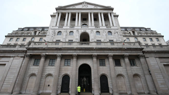 The Bank of England pumped another £150bn into the economy