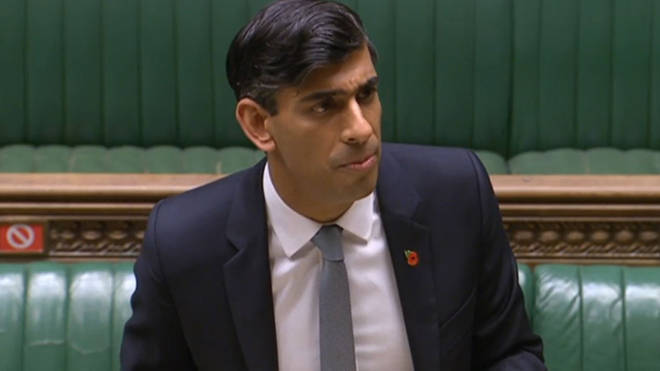 The Chancellor extended the furlough scheme