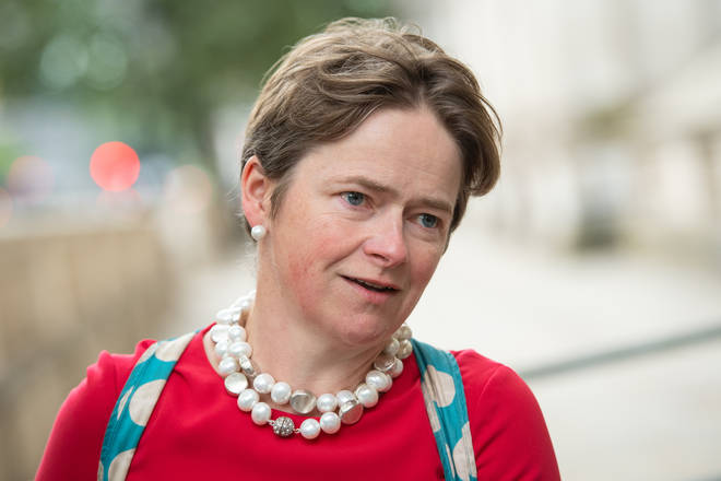Tory peer Dido Harding is in charge of the Test and Trace system