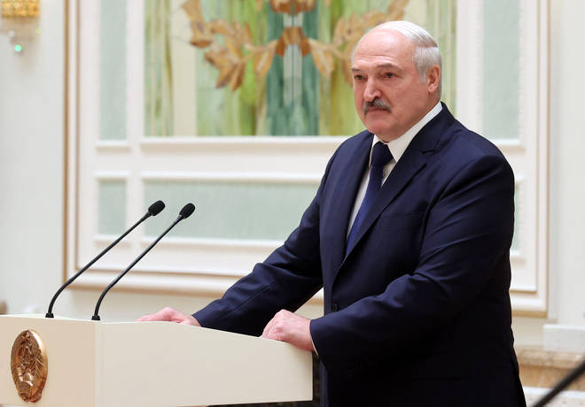 There has been a wave of protests since the August election of Alexander Lukashenko