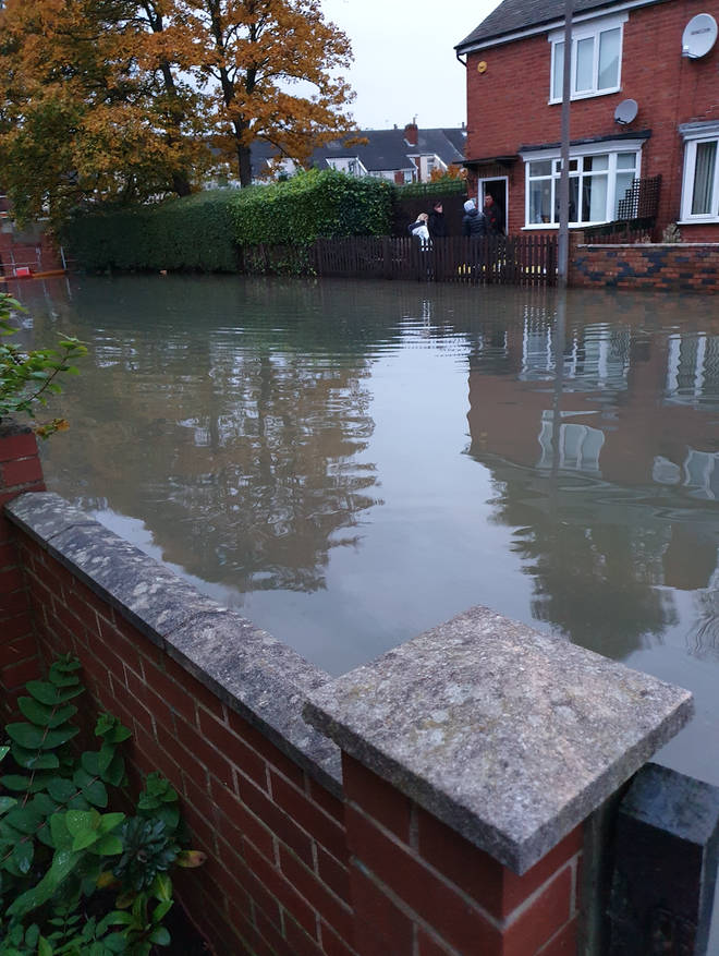 Flooding devastated South Yorkshire last year