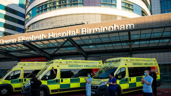 Birmingham's Queen Elizabeth Hospital has postponed planned operations