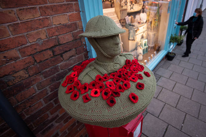 Remembrance Sunday is likely to be a very different experience this year