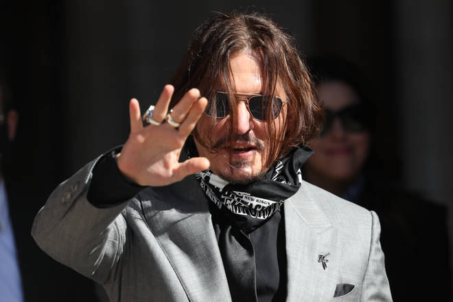 Johnny Depp will stand down from his role in the new Warner Bros Fantastic Beasts film