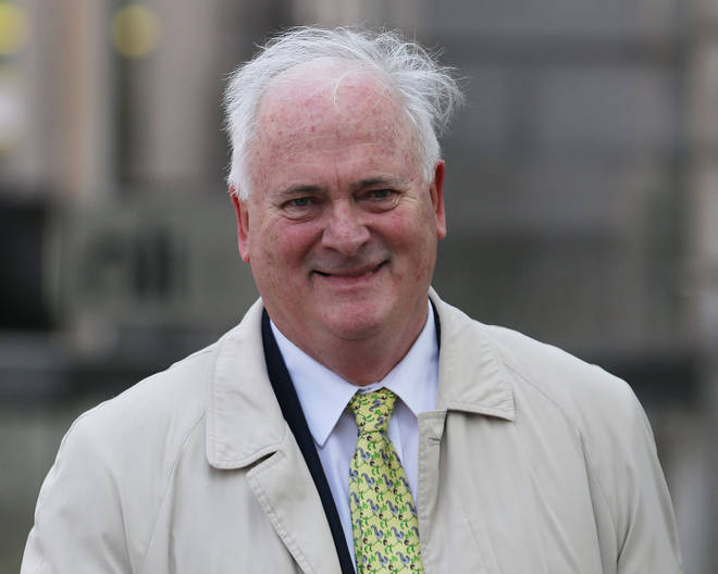 John Bruton reminded LBC that the US were instrumental in achieving the Good Friday Agreement