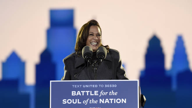 Kamala Harris has been elected as the US Vice President-elect