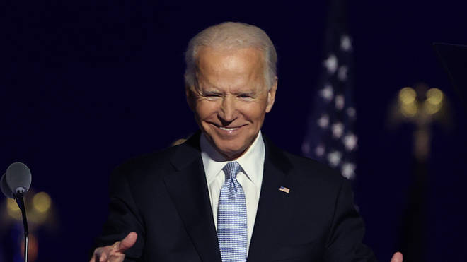 President-elect Joe Biden signalled on Sunday that he plans to move quickly to build his government