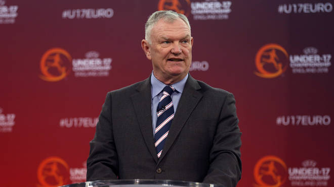 Greg Clarke has resigned as FA chairman