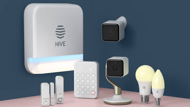Hive introduces siren-led smart home security system