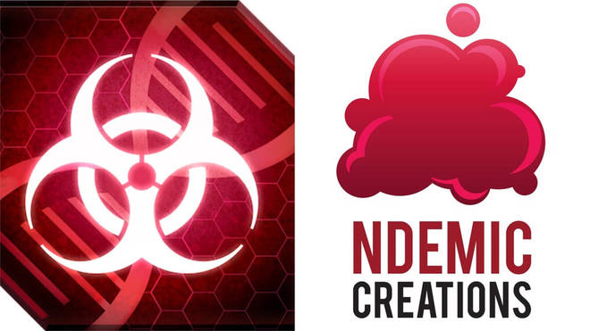 Plague Inc and Ndemic Creations logos