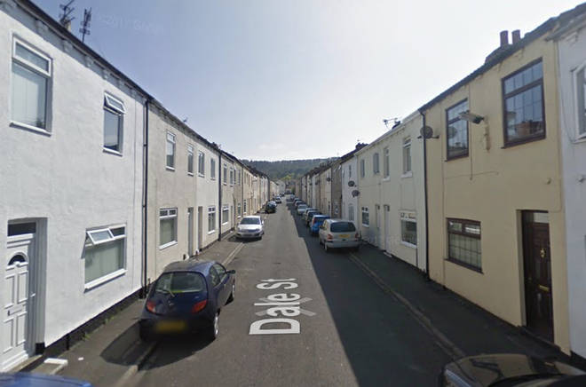 Police officers were called to a property in Dale Street, New Marske, on Tuesday morning