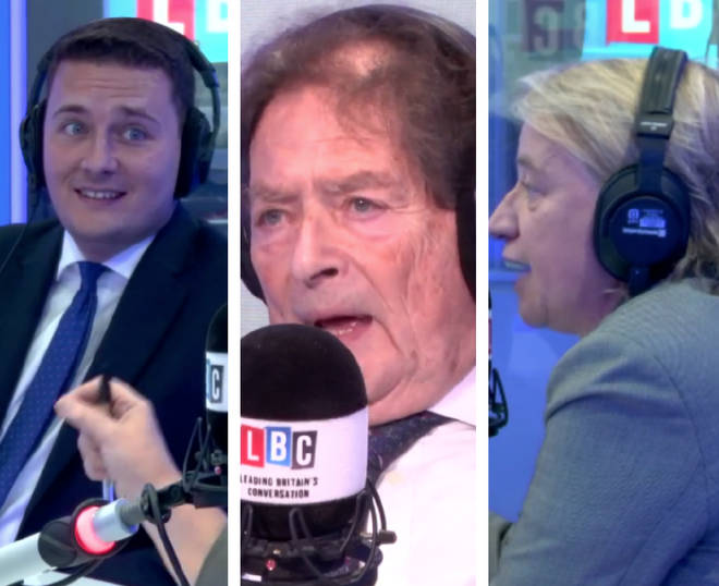 Lord Nigel Lawson sparked the row during Wednesday's Cross Question debate