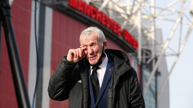 Paddy Crerand paid tribute to a man with a 'great character'