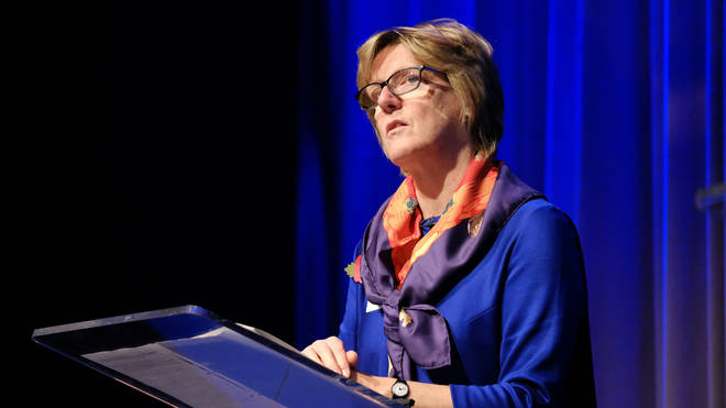 """Dame Sally Davies said she questioned whether the country should rehearse for a coronavirus outbreak in 2015 but was told it would not """"reach us properly"""""""