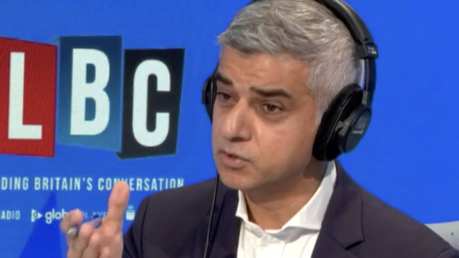 In the eight years leading to Sadiq Khan becoming Mayor the number of cars in the city sky-rocketed from 60,000 to 120,000