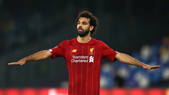 Mo Salah was due to play for Egypt against Togo tomorrow