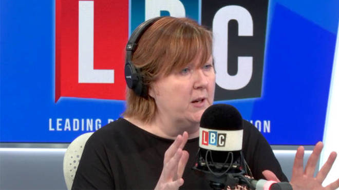 Caller reveals how she narrowly escaped being murdered by a serial killer