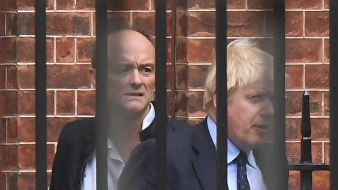 Dominic Cummings has left his role as Chief Advisor to Boris Johnson