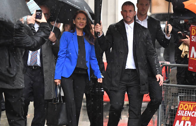 """Gina Miller told LBC that Dominic Cummings will still be """"up to mischief"""" despite reports"""