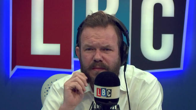 James O'Brien was moved by Richard's call