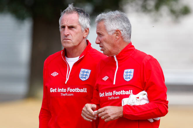 Ray Clemence spent many years coaching goalkeepers at England