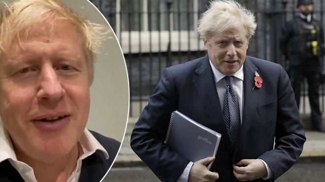 Boris Johnson has confirmed he needs to self-isolate for two weeks