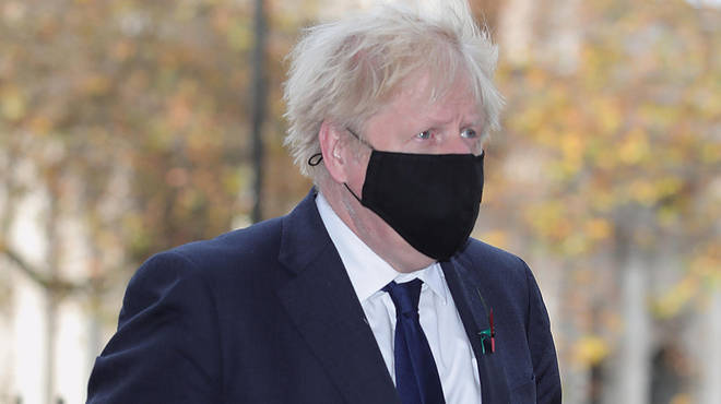 "Prime Minister Boris Johnson has described himself as ""fit as a butcher's dog"""