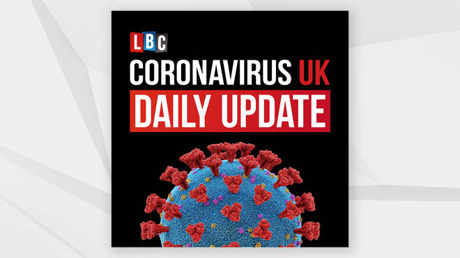 Coronavirus UK daily update