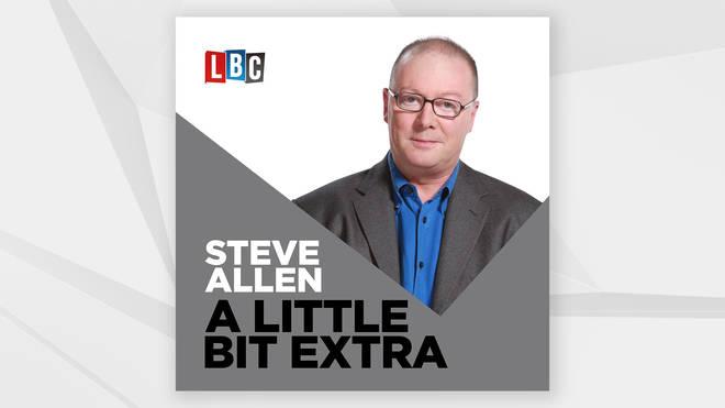 Steve Allen's - A Little Bit Extra