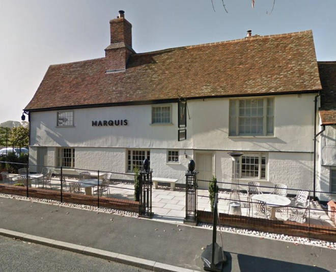 The Marquis in Layham has also been visited by the couple