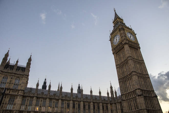 The House of Commons was briefly closed for extra cleaning