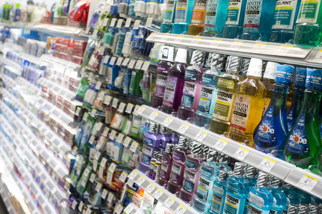 Mouthwash can kill coronavirus in the mouth within 30 seconds, a new study has claimed