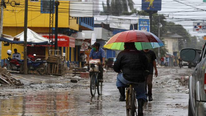 Honduras Tropical Weather
