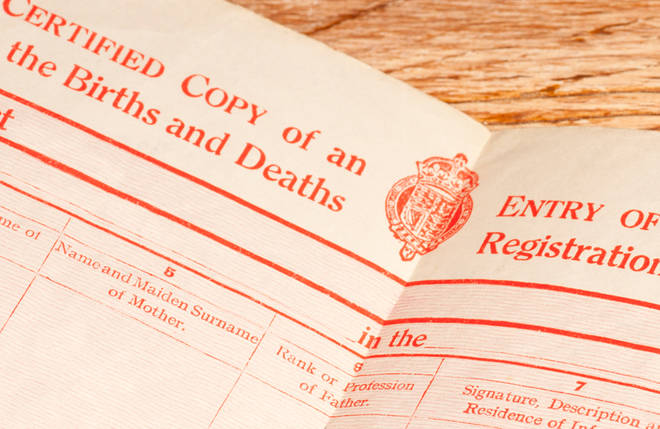 The issue hinges over what is put on the child's birth certificate
