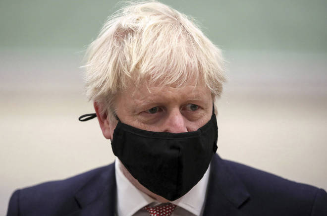 Boris Johnson has tested negative for Covid-19