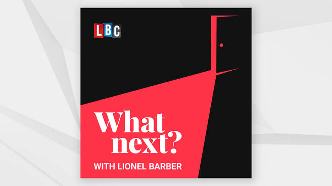 What Next? with Lionel Barber