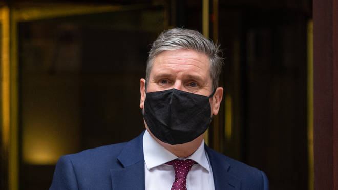Sir Keir Starmer has been criticised over the decision