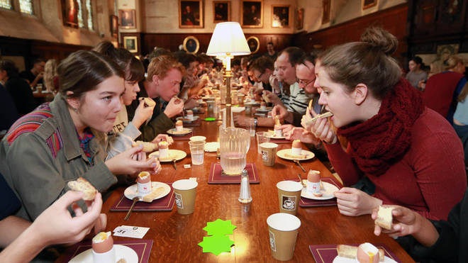 Oxford students will lobby university officials to ban lamb and beef