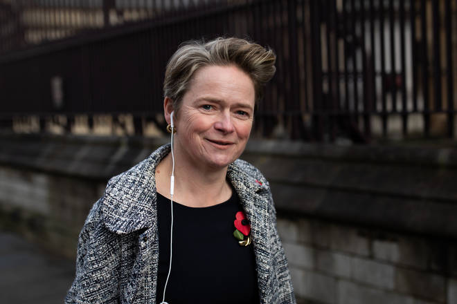 Baroness Dido Harding has been told to self-isolate