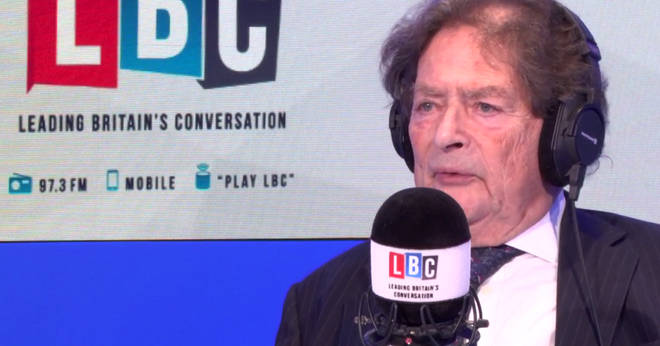 Lord Lawson was quizzed during Wednesday's edition of Cross Question