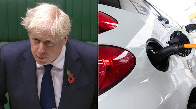 Boris Johnson has outlined a 10 point green plan to tackle climate change