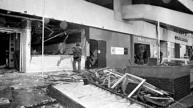 A 65-year-old man has been arrested in connection with the murders of 21 people in the 1974 pub bombings in Birmingham