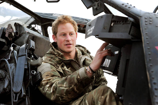 Harry, who stepped down as a senior working royal in March, said the time he spent in the Army changed him for the better