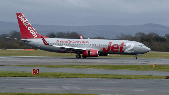 Holiday and airline firm Jet2 has slumped to a first-half loss