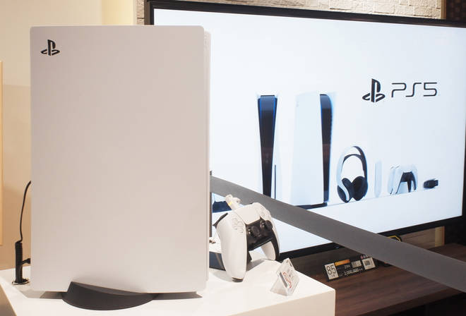 The Playstation 5 went on sale in the UK today
