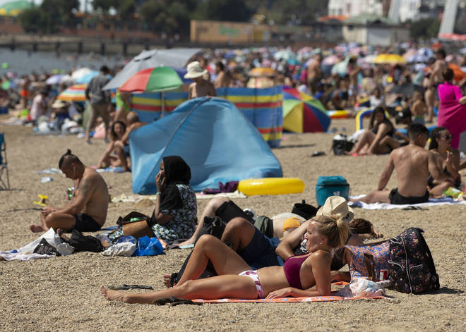 Over 2,500 people in England died from heatwaves this summer