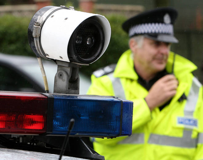 Gangs are evolving to the use of police tech such as ANPR cameras